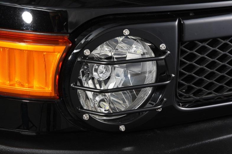 4wd headlight covers