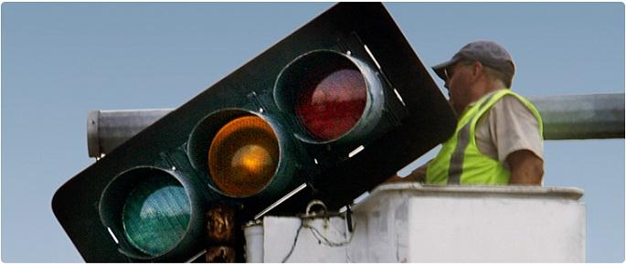 Industrial-Traffic-Lights