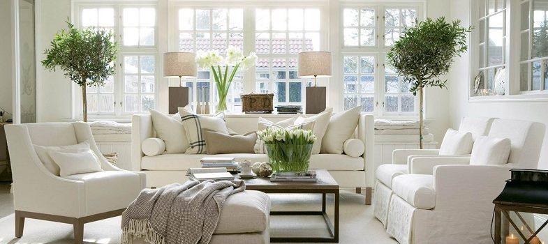 Hamtons Living Room