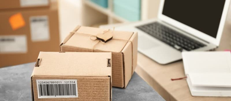 shipment parcel