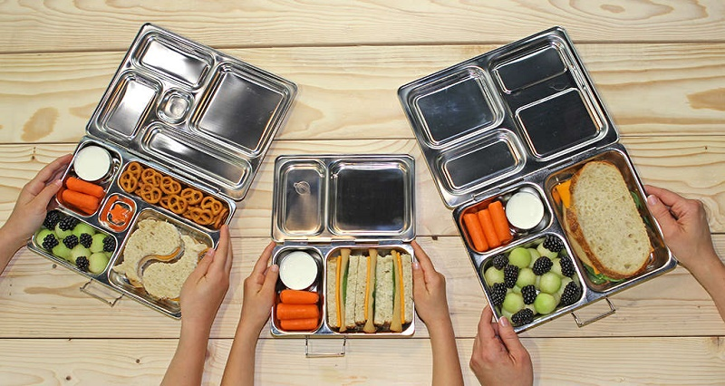 stainless steel lunch boxes australia
