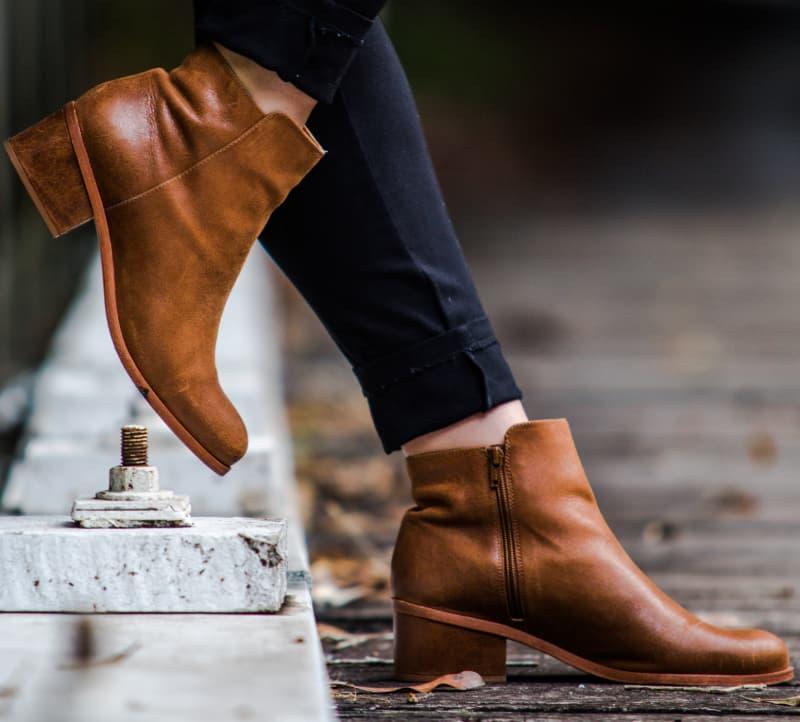 big footwear