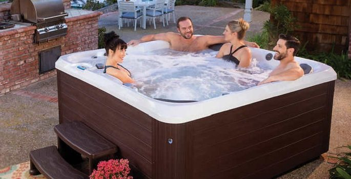 six person spas