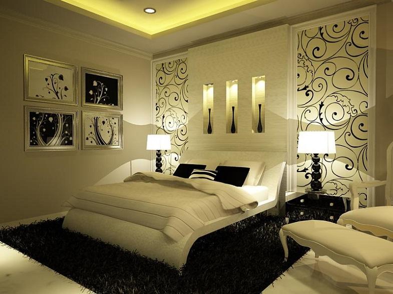 bedroom walpaper