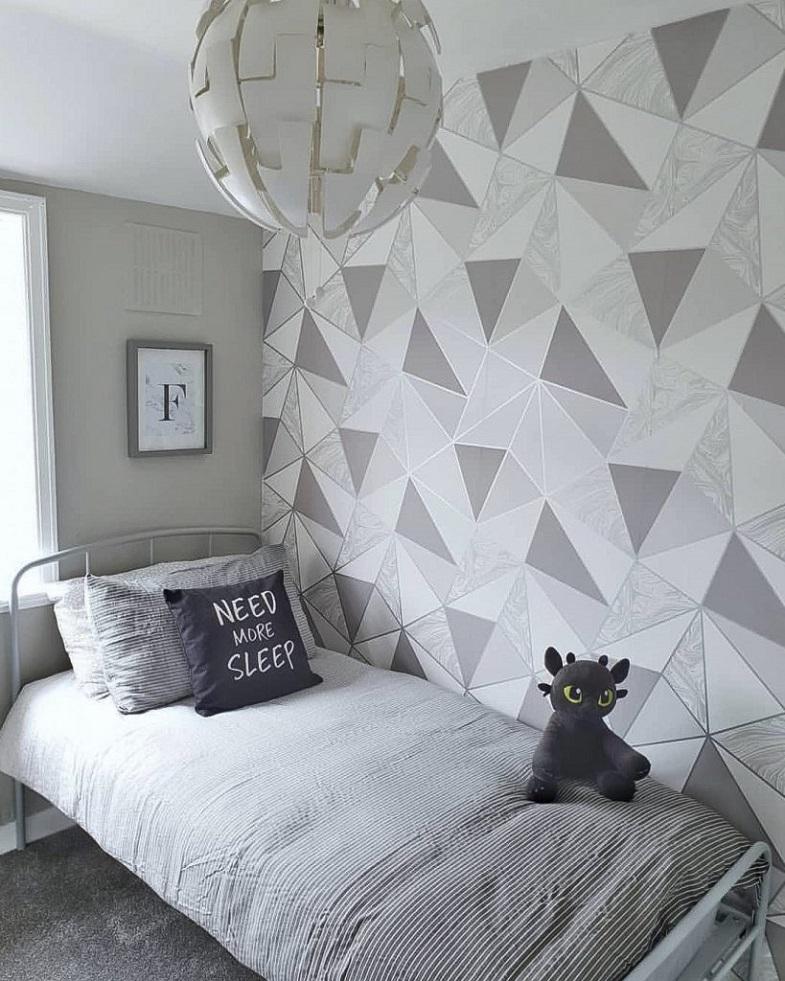 wallpaper small room