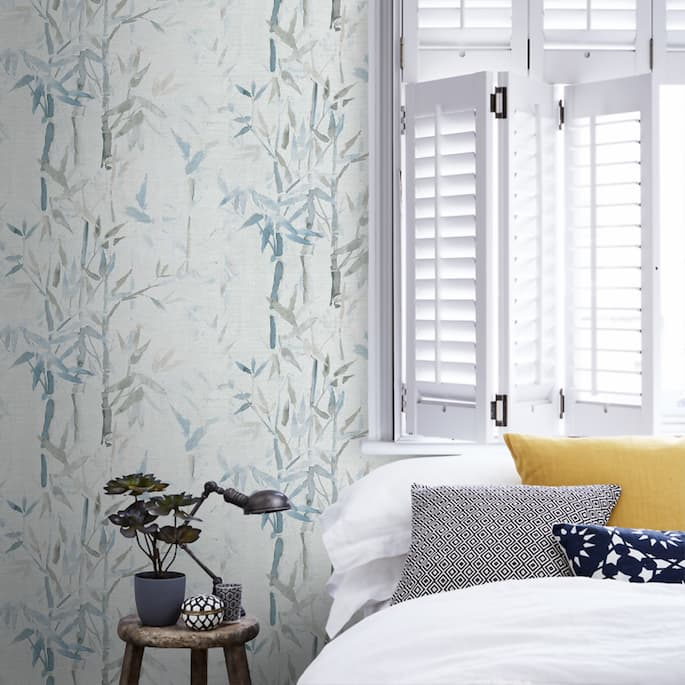 bamboo tropical wallpaper