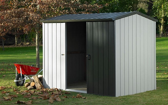 Home Storage Sheds: Find the Right Shed and Free Up Your Space