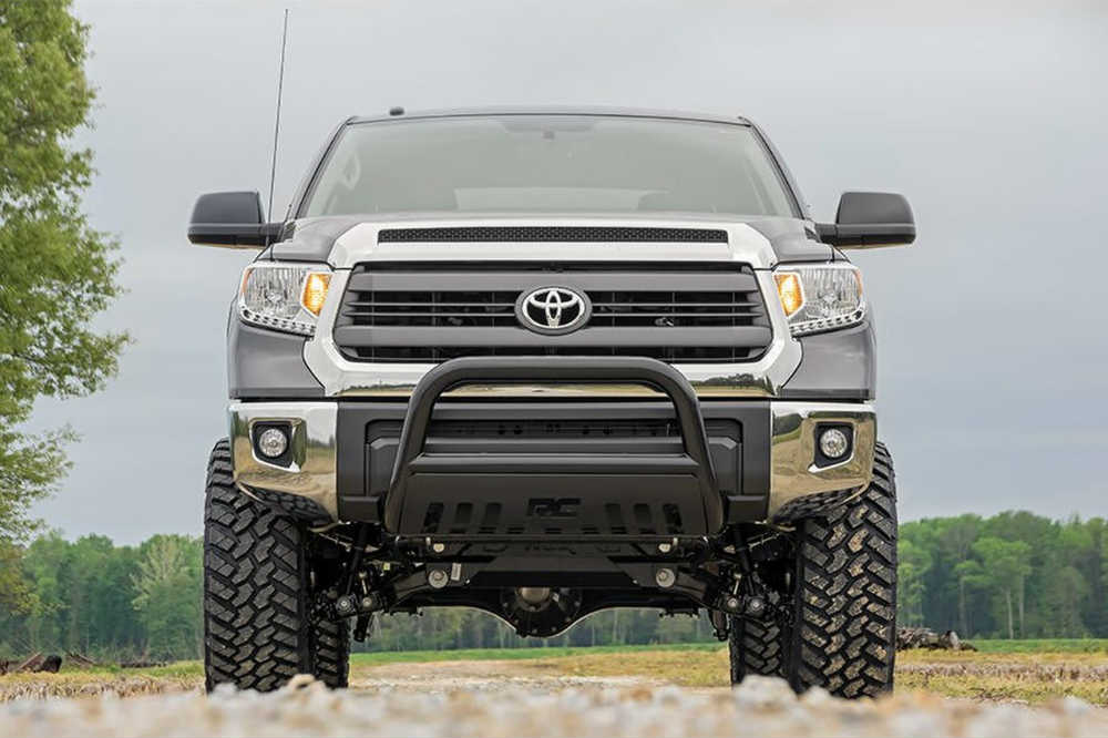 Toyota Lift Kits: The Changes in Performance When Installing a Suspension Kit