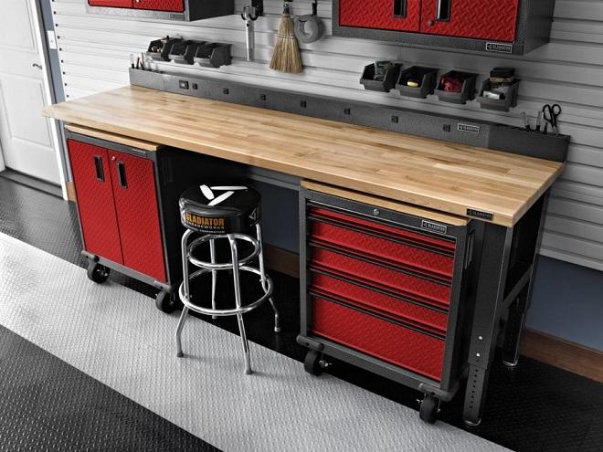 workbench garage