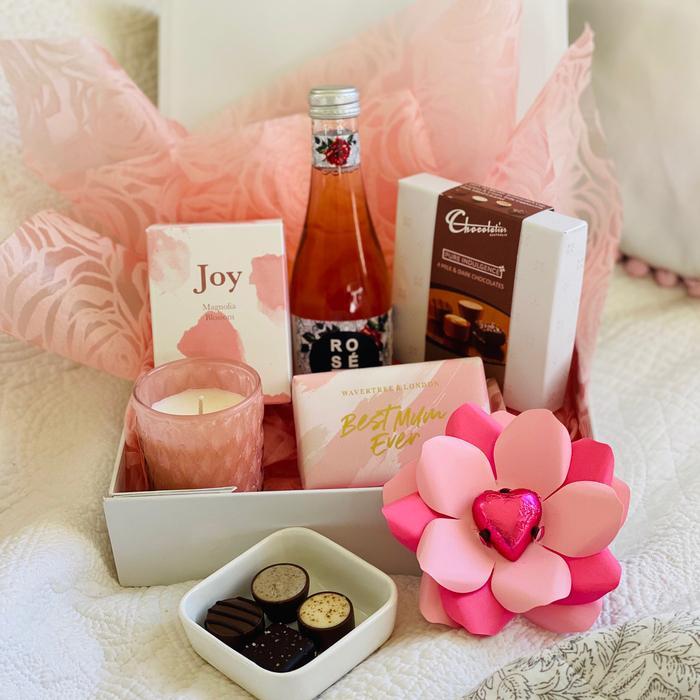 edibalblooms hamper gift