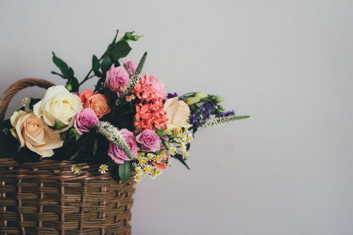 valentine gift - flowers