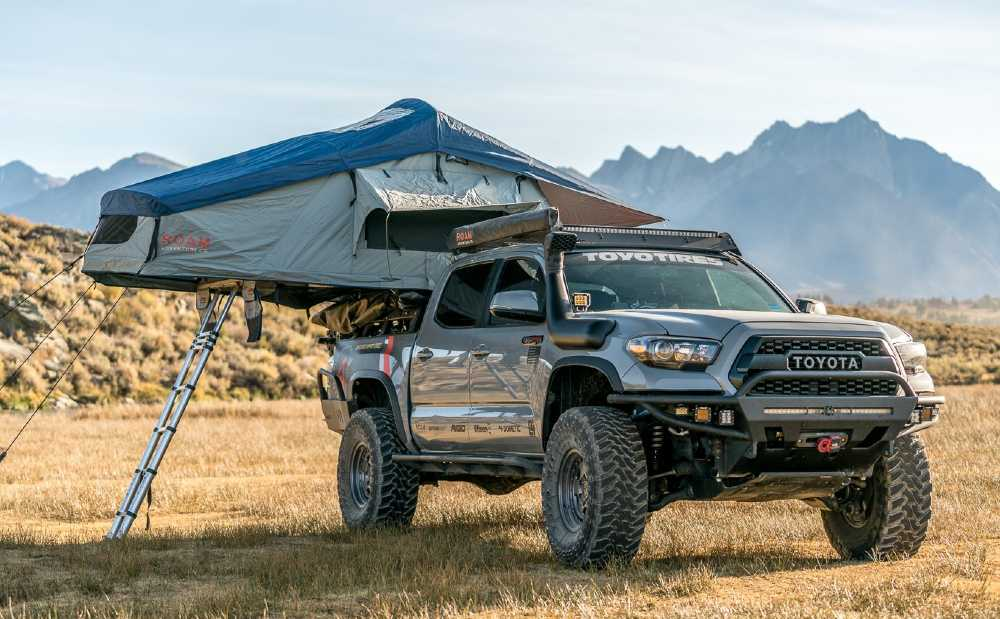 Live the Adventure: Reasons to Get a Roof Top Tent