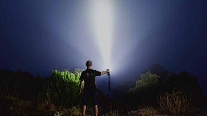 pd35 flashlight