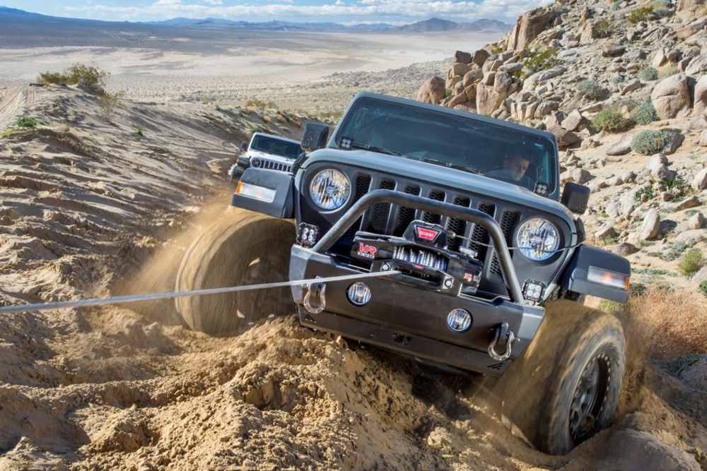 How to Choose the Right 4×4 Winch for Your Vehicle