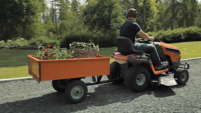 Farm Machinery Trailer