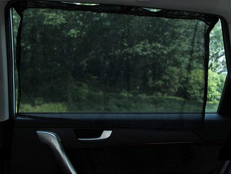 rear window sun shade