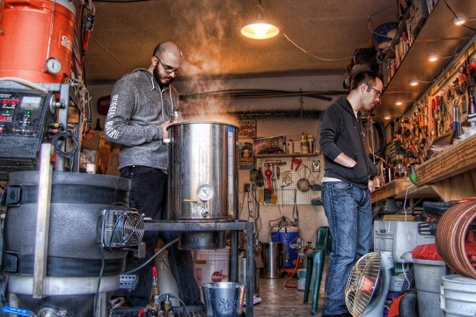 Distilling Home Spirits