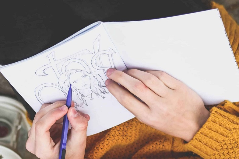 Everything You Need to Get Into Drawing