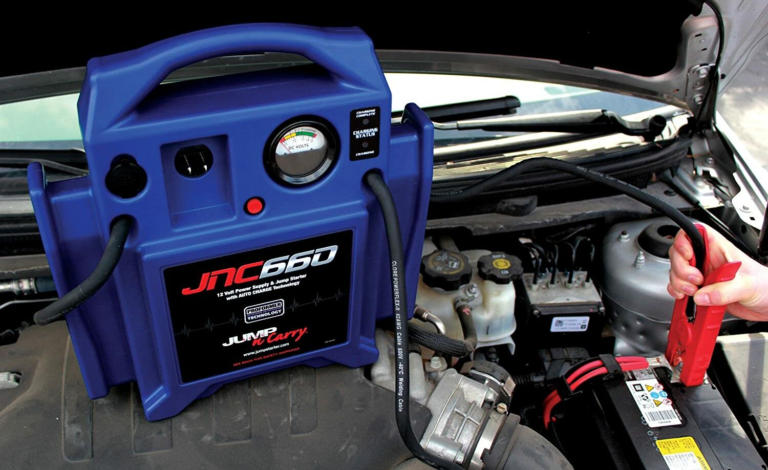 What to Look for in a Car Battery Charger