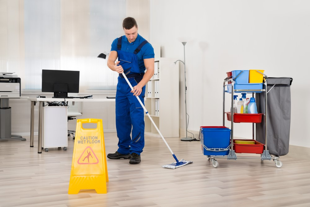 Cleaning Trolleys Buying Guide